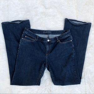 Women's Michael Kors Wide Leg Jeans Size 10